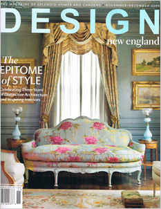 Design New England - Magazine Cover